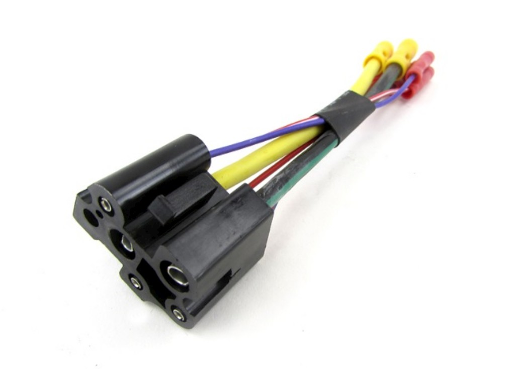 10008a 1028 wiring pigtail under dash harness from tach to turn signal wiring pigtails for automotive at virtualis.co